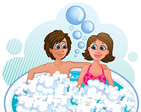 Foam in Hot Tubsthumbnail image.