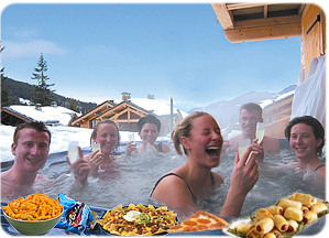food-in-hot-tubs