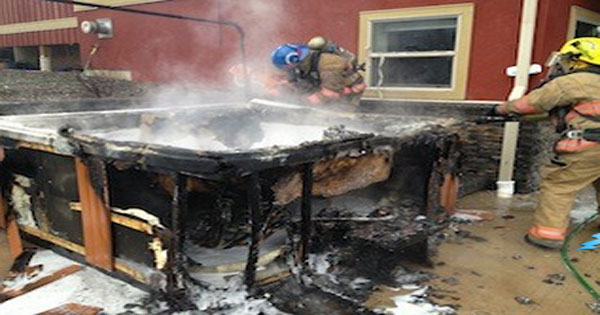 hot-tub-catches-fire-in-coldstream