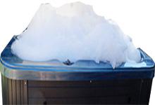 hot-tub-foam