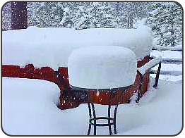 The Winterized Spa - How to Close a Hot Tub for Winterthumbnail image.