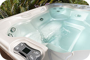 hot tub not heating