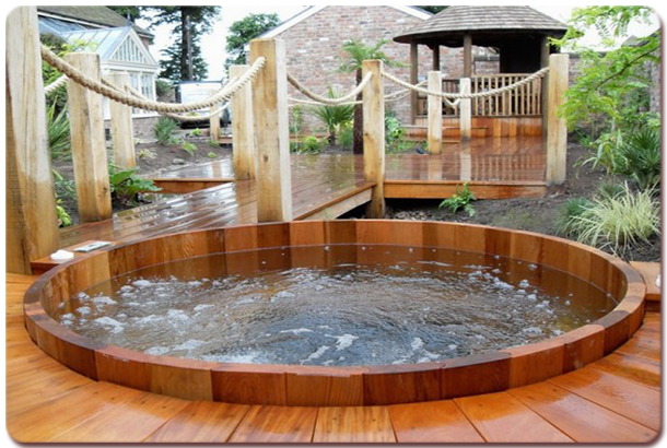 12 Spectacular Spas Hot Tubs