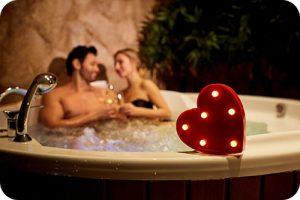 Romantic Hot Tub Ideasthumbnail image.