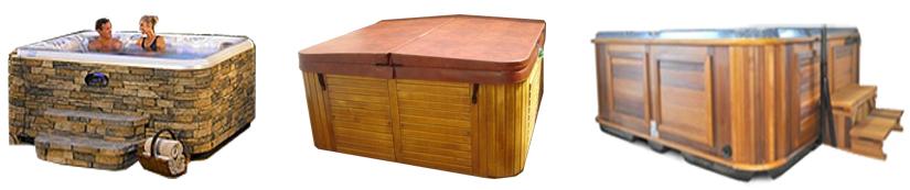 spa cabinet renovation