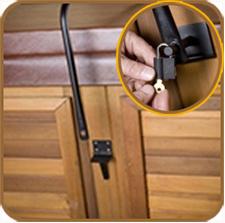 spa-cover-lock