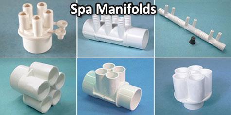 spa-manifolds plumbing