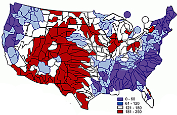 water-hardness-map-of-US