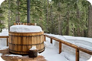 It's Cold Outside! Winter Hot Tub Tipsthumbnail image.