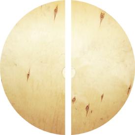 wood-circles
