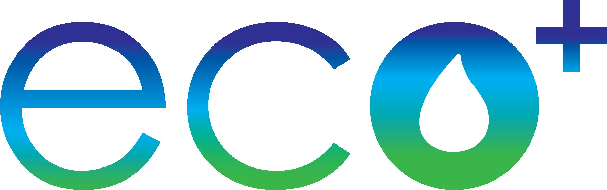Eco-friendly pool logo
