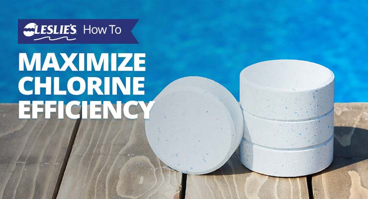 How To Maximize Chlorine Efficiency in Your Poolthumbnail image.