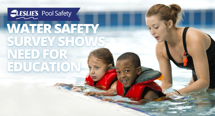 Leslie's Water Safety Survey Shows Need for Educationthumbnail image.