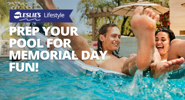Prep your Pool for Memorial Day Fun!thumbnail image.