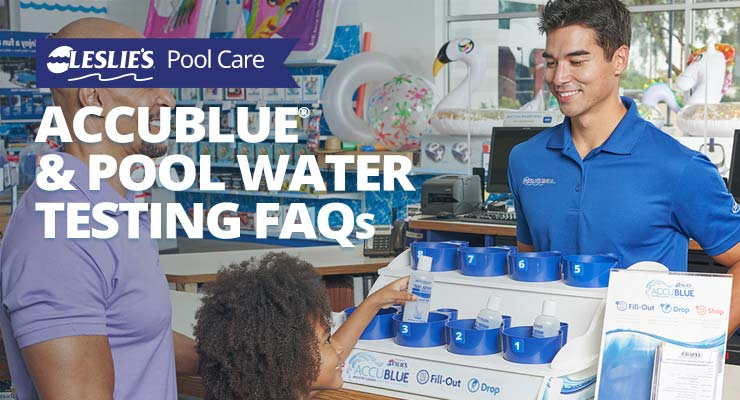 AccuBlue® & Pool Water Testing FAQsthumbnail image.