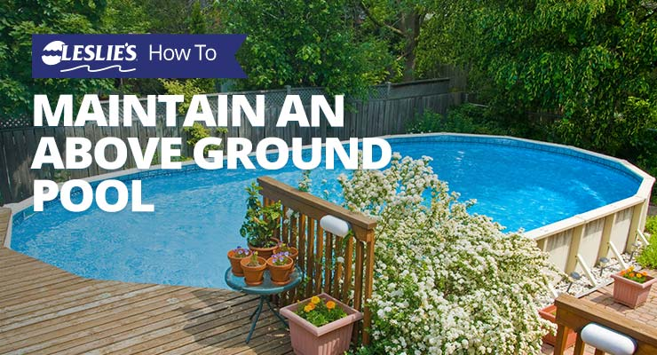 How To Maintain an Above Ground Poolthumbnail image.