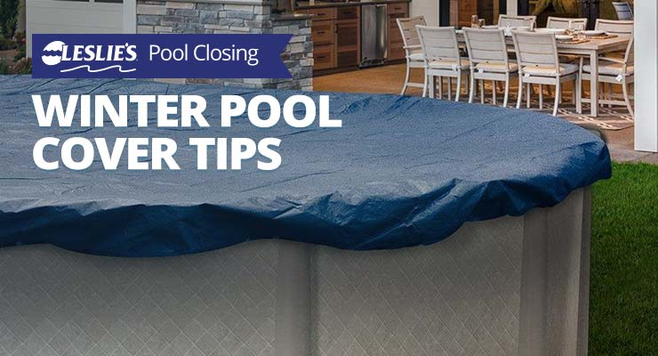 Winter Pool Cover Tipsthumbnail image.