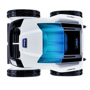 Polaris VRX iQ+ robotic pool cleaner